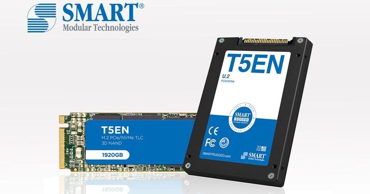 SMART Modular世邁科技推出高速固態硬碟,適用航太國防及工業應用
