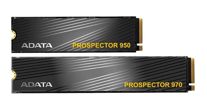 威剛科技推出專為奇亞幣打造的PROSPECTOR系列固態硬碟