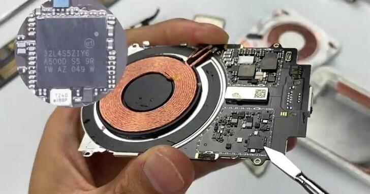拆解蘋果MagSafe外接電池,要價2990元的電池內部採雙電池芯設計