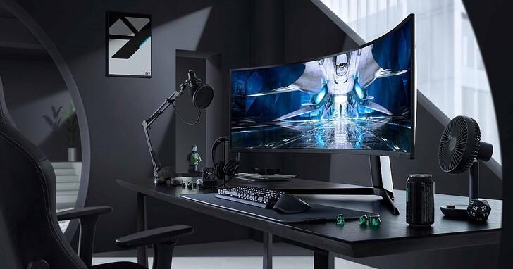三星發表全新電競螢幕 Odyssey Neo G9,一次打包 Mini LED、HDMI 2.1 VRR、HDR 2000 等次世代規格