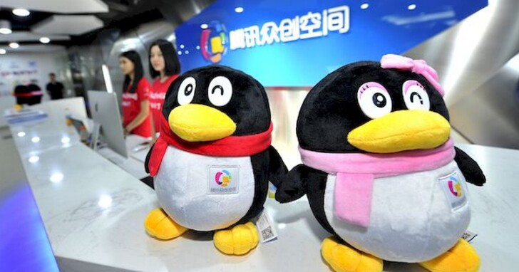 騰訊告騰迅,指對方連企鵝商標竟都抄襲成修車工人