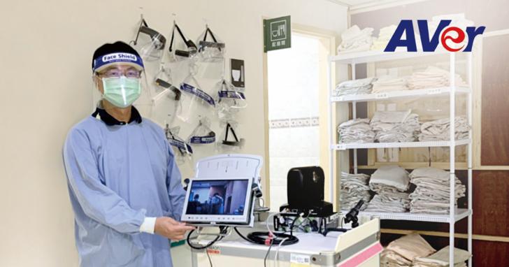 征戰東奧,圓展攝影機為選手提供遠端醫療守護