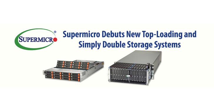 Supermicro推出搭載第3代Intel Xeon處理器儲存系統