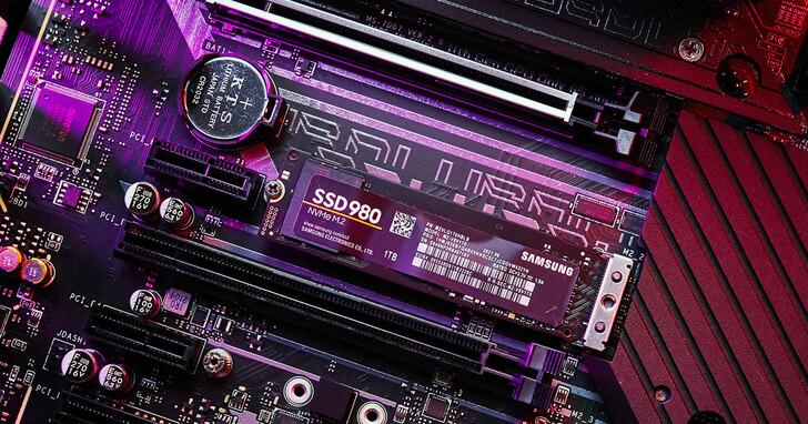 無 DRAM SSD 也有強勁效能!三星 M.2 980 NVMe SSD 效能實測