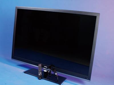 BenQ X55-5500:感受 3D 視野的黑湛屏新境界