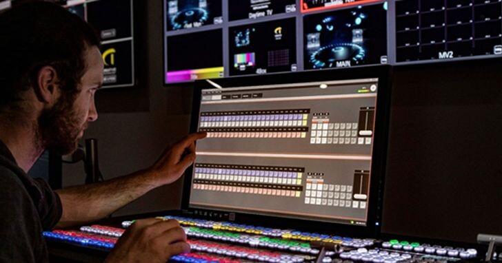 Creative運用NVIDIA網路技術,改善國際體育賽事的轉播流程