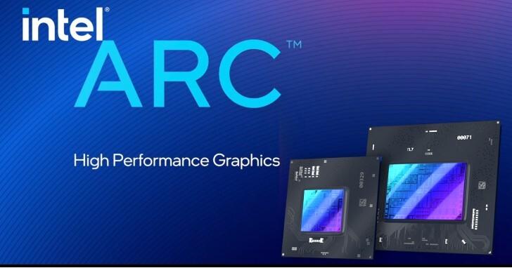Intel正式宣布高效能顯示卡品牌「Intel Arc」,2022年第一季推出