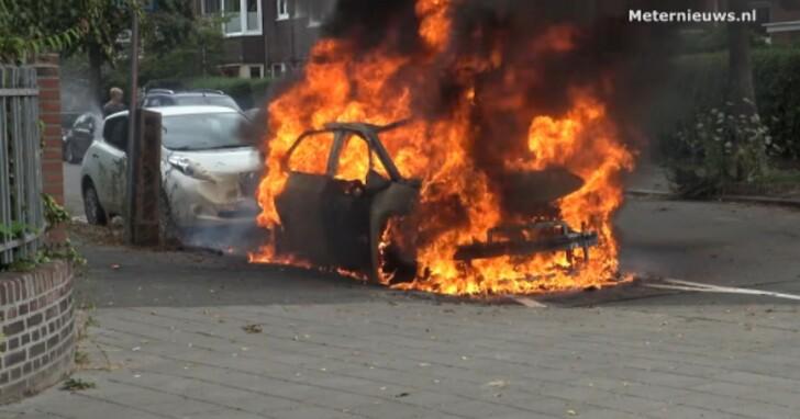 傳統車廠最被矚目的電動車,Volkswagen ID.3在荷蘭發生首起自燃事件