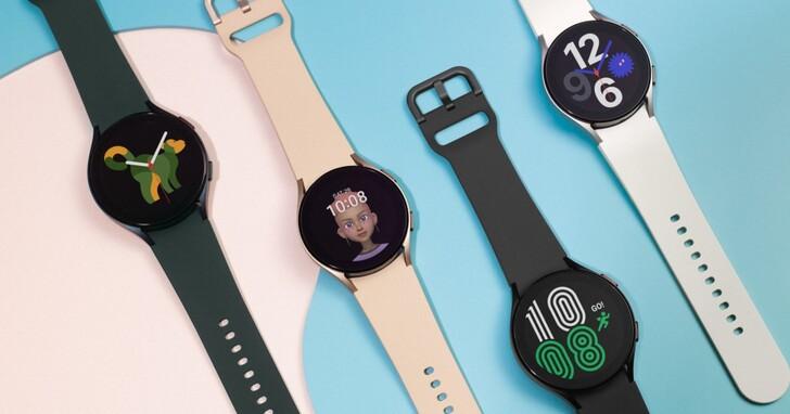 三星 Galaxy Watch 4 和 Galaxy Buds 2 耳機在台上市,買就送周邊好禮