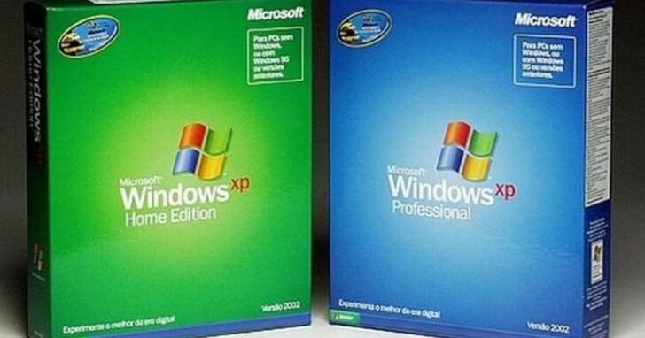 Windows XP系統問世將近20週年,市佔率仍比Vista要高