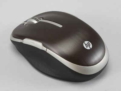 HP Wi-Fi Mobile Mouse 開箱,使用 Wi-Fi 跟電腦無線連接