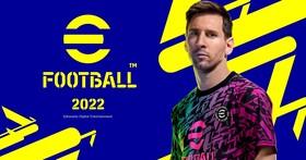 全面取代 PES 系列,KONAMI 宣布《eFootball 2022》月底上市,跨平台免費遊玩
