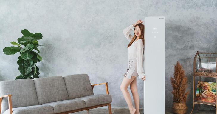 Panasonic 電子衣櫥「消毒、除菌、護衣」~更潔淨、安心、便利的穿衣享受