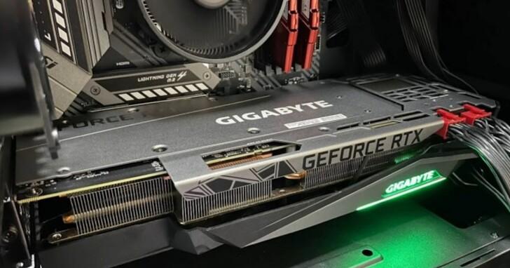 技嘉RTX 3080 Ti 20GB Gaming OC顯卡現身俄羅斯,挖礦算力驚人