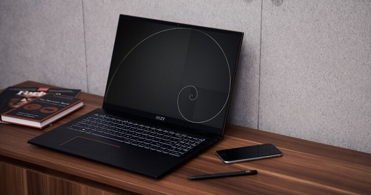 MSI  Summit E16 Flip 商務筆電上市,螢幕可 360 度翻轉、售價 61,900 元起