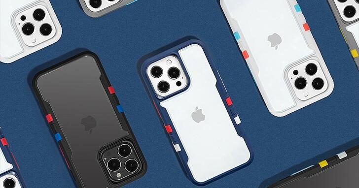 TGVI'S泰維斯推iPhone13保護殼,吹起玩色潮流旋風