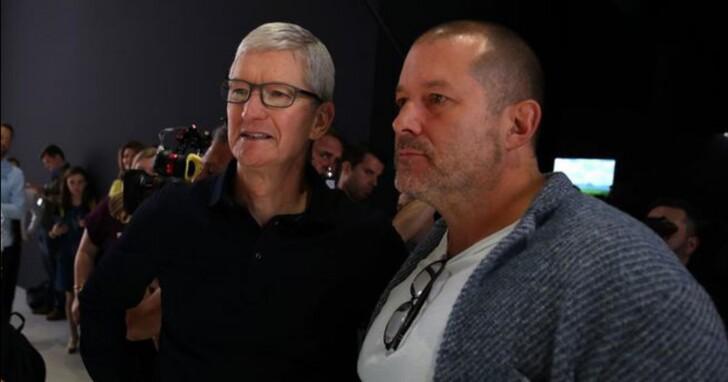 原蘋果首席設計師 Jony Ive 與法拉利合作,或與電動車相關