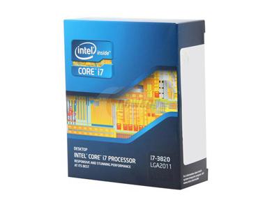 Intel Core i7-3820 實測:萬元等級、入門 LGA 2011 處理器