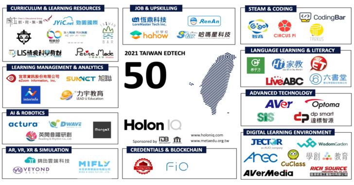 持續深耕教育市場 圓剛獲選台灣 50 大教育科技企業