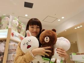 LINE 娃娃日本限量緊急發售,300組秒殺搶購