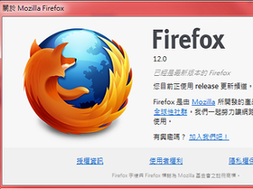Firefox 12 正式版搶先玩九宮格新分頁、背景自動升級加入