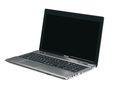 Toshiba Satellite P850 搶先上市,裸眼 3D + Ivy Bridge 打頭陣
