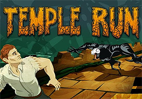 超刺激的古廟逃生遊戲 Temple Run,登上 Andoid 平台