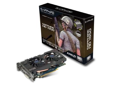 Sapphire HD7850 2G GDDR5 OC 顯卡:效能與節能雙料加持