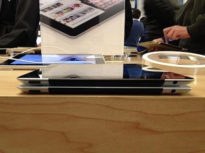 新 iPad 原來是「B計劃」?原本不會變重的