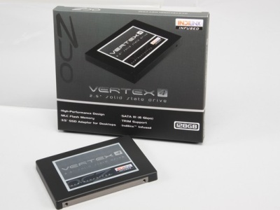 OCZ VERTEX 4 SSD 128GB 實測:掛上新韌體衝更快