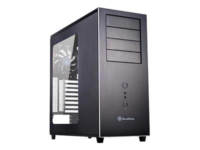SilverStone TJ04-E:硬碟也要安裝散熱片