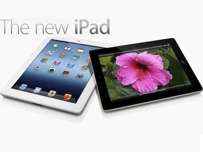 新 iPad 資費方案出爐,11,990元就能把 4G 版帶回家