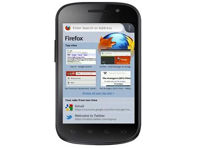 新版Firefox for Android Beta 登場,換上新的外觀介面