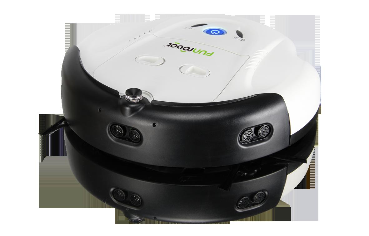 FUNROBOT iCleanerM800 居家新幸福  守護全家健康的吸塵專家