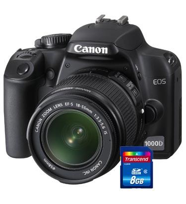 撩落去!Canon單眼數位相機+雜誌合購