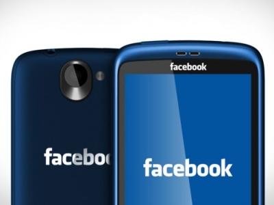 Facebook 挖角 Apple 設計師,打造新 Facebook Phone