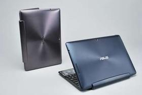 ASUS 變形平板 TF300T 、 TF201 實際比較,塑膠比金屬好?