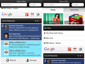 Opera Mini 7 正式版釋出,內建 Facebook 近況更新、封閉式手機福音