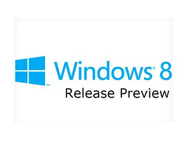 Windows 8 Release Preview 開放下載,繁體中文版來了