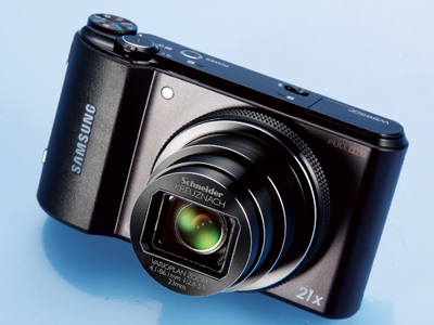 Samsung WB850F 相機:內建 Wi-Fi 功能,拍完照片就能上傳分享