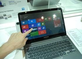 Computex 2012:Samsung 首次參展,觸控翻轉 Ultrabook、Hybrid PC 新亮相