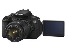 Canon EOS 650D 發表,搭載9點全十字AF、Hybrid 混合對焦、觸控螢幕