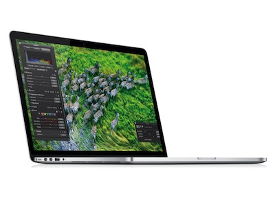WWDC 2012:MacBook Pro Retina,15.4吋 2880 x 1800 驚人解析度