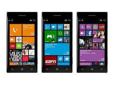微軟發布 Windows Phone 8,快速重點整理