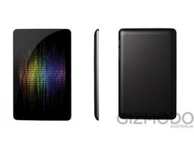 Google Nexus 7 平板圖片露出、美金199起跳, Google I/O 見真章!
