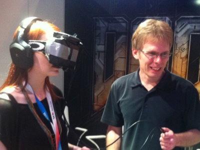 3D追蹤指向螢幕:成本500美元、原生支援毁滅戰士3 BFG版