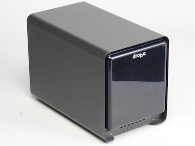 Drobo FS 實測:這台 NAS 很傻瓜,並有獨特的保護資料機制