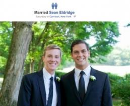 Facebook 力挺同志,新增同性結婚標識、聯合創始人搶先用
