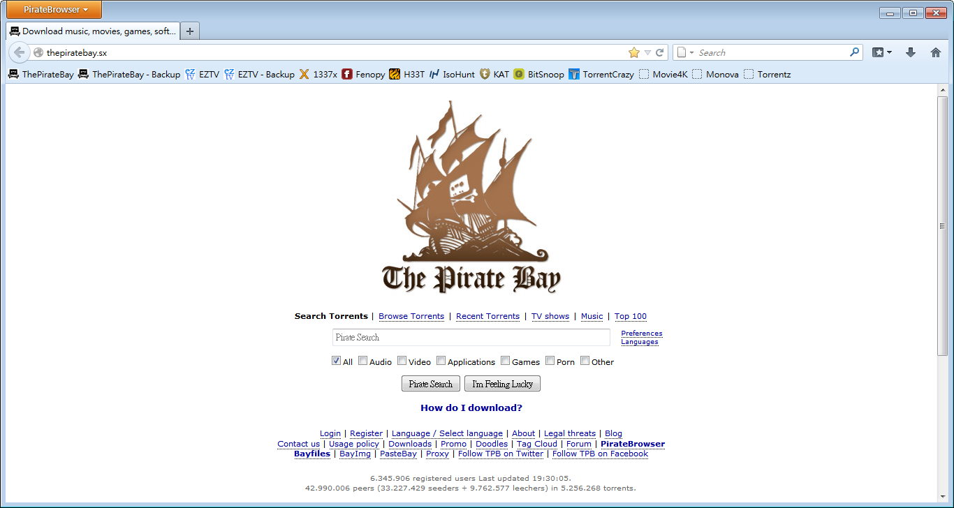 pirate browser tor гирда