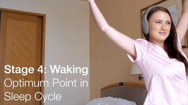 睡不著嗎?助眠耳機使用腦波圖主動調節睡眠狀態
